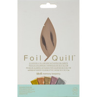 WeR - Foil Quill Foil Sheets, Shining Starling (H)