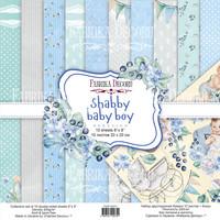 Fabrika Decoru - Shabby Baby Boy redesign, 8
