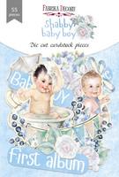 Fabrika Decoru - Shabby Baby Boy redesign, Leikekuvat, 55 osaa