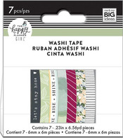 MAMBI - Happy Planner Washi, Homebody, Teippisetti