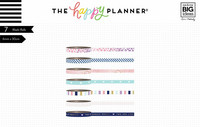 MAMBI - Happy Planner Washi, Glam Girl, Teippisetti