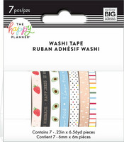 MAMBI - Happy Planner Washi, Recipe, Teippisetti