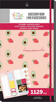 Mambi - Recipe, Happy Planner Accessory Book