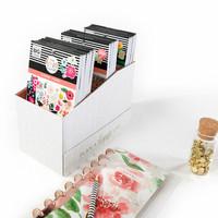 Mambi - Sticker Storage Box, Neutral Geo