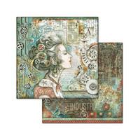 Stamperia - Sea World, Paper Pack 8