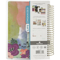 Paper House - 12-Month Mini Planner, Mommy Lhey