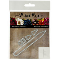 Paper Rose - Pencil, Stanssisetti