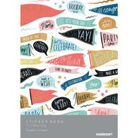Kaisercraft - Oh Happy Day! Sticker Pad, Tarrasetti