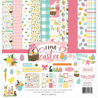 Echo Park - I Love Easter Collection Kit 12