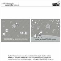 Lawn Fawn - Super Star, Leimasetti