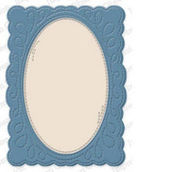 Impression Obsession - Quilted Frame, Stanssi