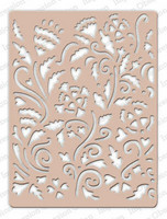 Impression Obsession - Embroidered Flowers, Stanssi