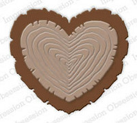 Impression Obsession - Wooden Heart, Stanssisetti