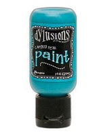 Dyan Reaveley - Dylusions Acrylic Paint, Calypso Teal, 29ml