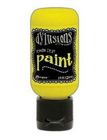 Dyan Reaveley - Dylusions Acrylic Paint, Lemon Zest, 29ml