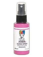 Dina Wakley - Media Gloss Spray, Magenta, 56ml