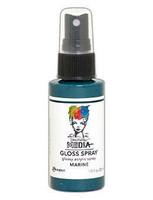 Dina Wakley - Media Gloss Spray, Marine, 56ml