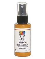 Dina Wakley - Media Gloss Spray, Cheddar, 56ml
