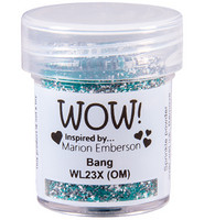 WOW!-kohojauhe, Bang (OM), Mixup, 15ml