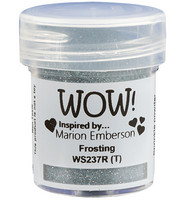 WOW!-kohojauhe, Frosting (T), Regular, 15ml