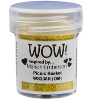 WOW!-kohojauhe, Picnic Basket (OM), Regular, 15ml