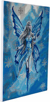 Craft Buddy - Snow Fairy (O)(P), Timanttimaalaus, 50x40cm