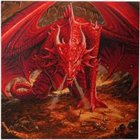 Craft Buddy - Dragon`s Lair (K)(P), Timanttimaalaus, 70x70cm