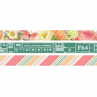Simple Stories - Simple Vintage Garden District Washi Tape, 3 rullaa