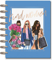 MAMBI - CLASSIC Happy Planner, RongRong Kind Women, päivätty 18kk