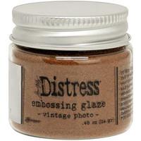 Tim Holtz - Distress Embossing Glaze, Vintage Photo (T), 14g