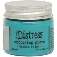 Tim Holtz - Distress Embossing Glaze, Broken China (T), 14g