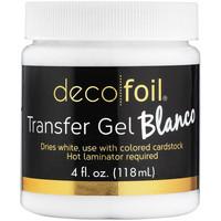 DecoFoil - Transfer Gel BLANCO, 118ml