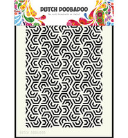 Dutch Doobadoo - Mask Art Leaves, A5, Sapluuna