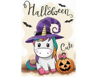 Collection D'Art - Halloween (K)(N), Timanttimaalaus, 19x27cm