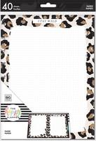 MAMBI - CLASSIC Happy Planner Leopard, Paperisetti