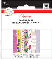 MAMBI - Happy Planner Washi, Rongrong - Bright Future, Teippisetti