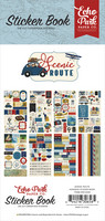 Echo Park - Scenic Route, Sticker Book, Tarrasetti