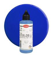 Viva Decor - Blob Paint, Tiplumaali, Light Blue, 90ml