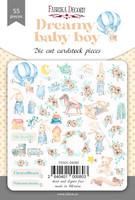Fabrika Decoru - Dreamy Baby Boy, Leikekuvat, 55 osaa