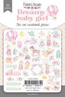 Fabrika Decoru - Baby Girl, Leikekuvat, 55 osaa