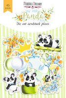 Fabrika Decoru - My little Panda Boy, Leikekuvat, 45 osaa