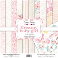 Fabrika Decoru - Dreamy Baby Girl, 12