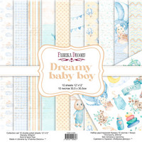 Fabrika Decoru - Dreamy Baby Boy, 12