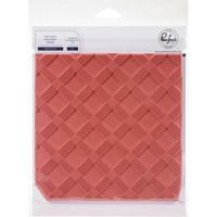 Pinkfresh Studio - Cling Rubber Stamp, Diamond Tiles