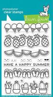 Lawn Fawn - Simply Celebrate Summer, Leimasetti