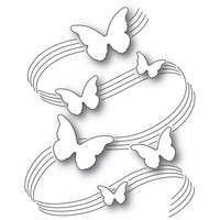 Poppy Stamps - Butterfly Symphony, Stanssi