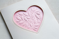 Memory Box - Double Stitch Loving Cut Out, Stanssisetti