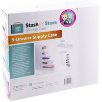 Totally-Tiffany - Stash And Store 5-Drawer Case, Säilytyslaatikko