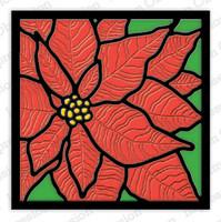 Impression Obsession - Poinsettia Frame, Stanssi