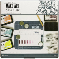 Wendy Vecchi - Make Art Stay-tion 7